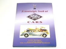 Nostalgic Look at Riley Cars : A (Springate 1996)